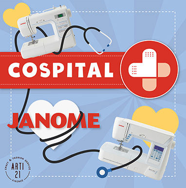 Cospital Janome
